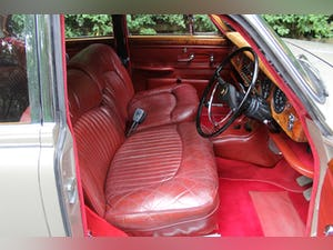 1967 Jaguar S-Type 3.4 Manual O/D For Sale (picture 9 of 18)