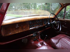 1967 Jaguar S-Type 3.4 Manual O/D For Sale (picture 11 of 18)