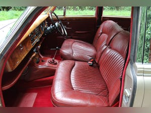 1967 Jaguar S-Type 3.4 Manual O/D For Sale (picture 12 of 18)