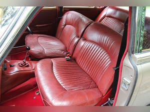 1967 Jaguar S-Type 3.4 Manual O/D For Sale (picture 13 of 18)