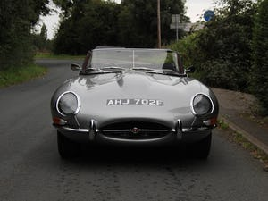 1967 Jaguar E-Type Series One 4.2 Roadster - Matching No's For Sale (picture 2 of 16)