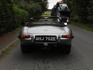 1967 Jaguar E-Type Series One 4.2 Roadster - Matching No's For Sale (picture 5 of 16)