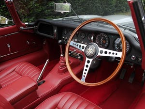 1967 Jaguar E-Type Series One 4.2 Roadster - Matching No's For Sale (picture 7 of 16)