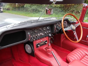 1967 Jaguar E-Type Series One 4.2 Roadster - Matching No's For Sale (picture 10 of 16)