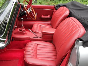 1967 Jaguar E-Type Series One 4.2 Roadster - Matching No's For Sale (picture 11 of 16)