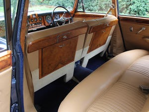 1968 Jaguar 420G - Exceptional example in Solent Blue For Sale (picture 17 of 17)