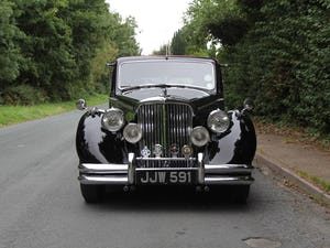 1951 Low mileage, first class Jaguar MKV 3.5 DHC For Sale (picture 2 of 21)