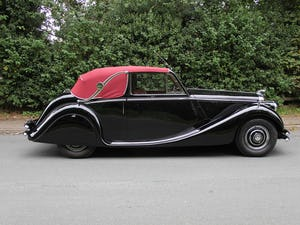 1951 Low mileage, first class Jaguar MKV 3.5 DHC For Sale (picture 7 of 21)