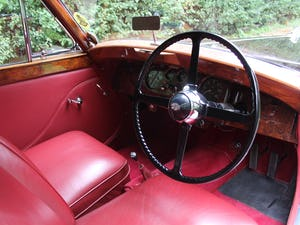1951 Low mileage, first class Jaguar MKV 3.5 DHC For Sale (picture 8 of 21)