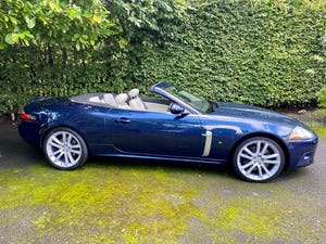 £21,995 : 2008 JAGUAR XKR CONVERTIBLE For Sale (picture 1 of 12)