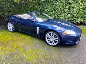 £21,995 : 2008 JAGUAR XKR CONVERTIBLE For Sale (picture 2 of 12)