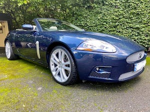 £21,995 : 2008 JAGUAR XKR CONVERTIBLE For Sale (picture 3 of 12)
