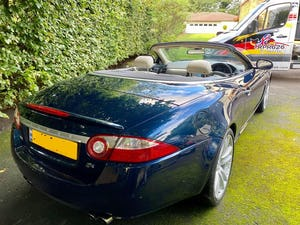 £21,995 : 2008 JAGUAR XKR CONVERTIBLE For Sale (picture 4 of 12)
