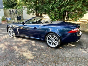 £21,995 : 2008 JAGUAR XKR CONVERTIBLE For Sale (picture 6 of 12)
