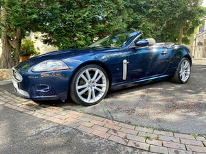 £21,995 : 2008 JAGUAR XKR CONVERTIBLE For Sale (picture 9 of 12)