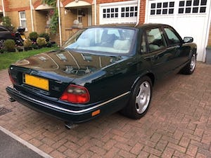 1996 Jaguar XjR X306 51k miles rust free and all original panels For Sale (picture 4 of 12)