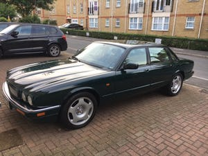 1996 Jaguar XjR X306 51k miles rust free and all original panels For Sale (picture 6 of 12)