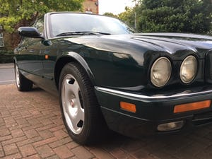 1996 Jaguar XjR X306 51k miles rust free and all original panels For Sale (picture 12 of 12)