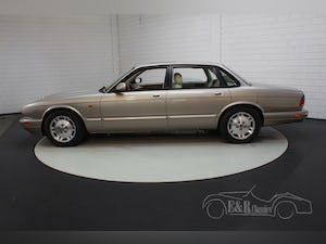 1995 Jaguar XJ6 Sport | 4.0 Liter | History known | 127,042 km | For Sale (picture 6 of 12)