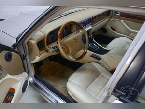 1995 Jaguar XJ6 Sport | 4.0 Liter | History known | 127,042 km | For Sale (picture 9 of 12)