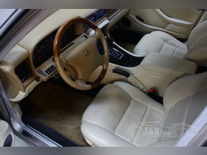 1995 Jaguar XJ6 Sport | 4.0 Liter | History known | 127,042 km | For Sale (picture 10 of 12)
