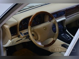 1995 Jaguar XJ6 Sport | 4.0 Liter | History known | 127,042 km | For Sale (picture 11 of 12)