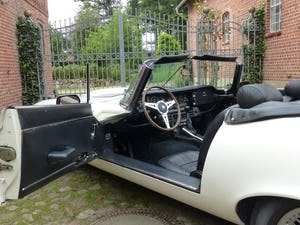 1974 Jaguar E-Type - series 3 roadster with powerful V12 For Sale (picture 8 of 10)