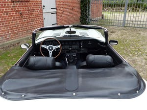 1974 Jaguar E-Type - series 3 roadster with powerful V12 For Sale (picture 10 of 10)