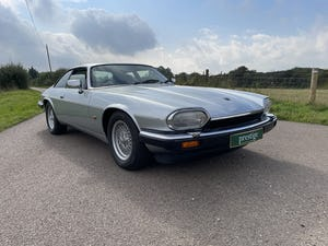 1992 Jaguar XJ-S 4.0 - Facelift model, low mileage & owners For Sale (picture 1 of 12)