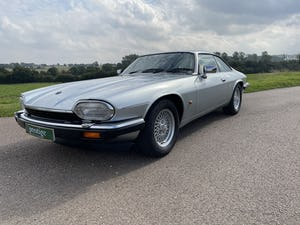 1992 Jaguar XJ-S 4.0 - Facelift model, low mileage & owners For Sale (picture 3 of 12)