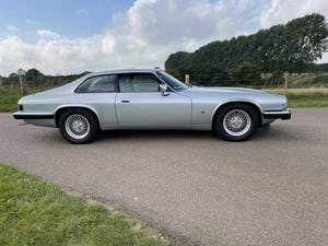 1992 Jaguar XJ-S 4.0 - Facelift model, low mileage & owners For Sale (picture 9 of 12)