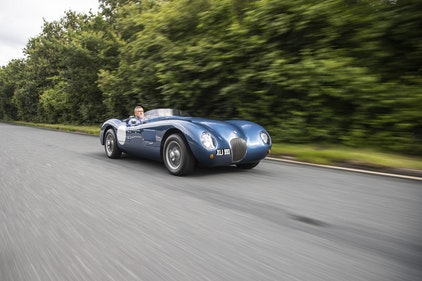 Picture of 1961 Jaguar C-Type Evocation For Sale by Auction