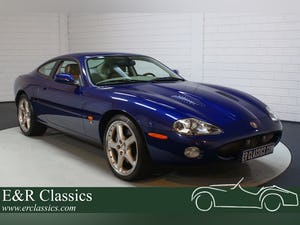 Jaguar XKR Coupe   Dealer maintained   133,536 km   2002 For Sale (picture 1 of 8)