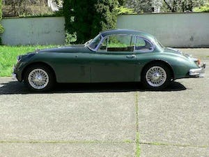 1960 MASSIVE REDUCTION for this RHD XK150 SE from Germany For Sale (picture 1 of 10)