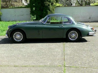 Picture of 1960 MASSIVE REDUCTION for this RHD XK150 SE from Germany For Sale