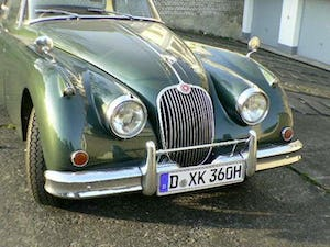 1960 MASSIVE REDUCTION for this RHD XK150 SE from Germany For Sale (picture 3 of 10)