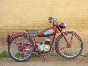 Picture of 1952 James Comet 98cc SOLD