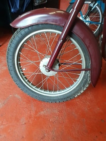 Picture of 1961 James Flying Cadet 147cc For Sale
