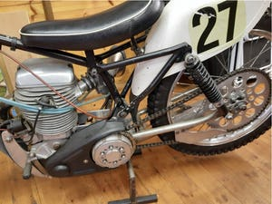 1970 Grass/Longtrack Motorcycle. For Sale (picture 4 of 6)