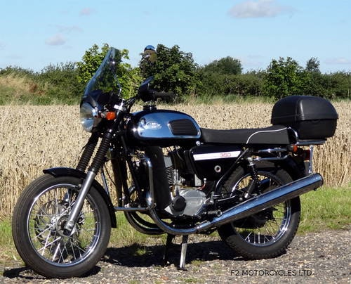 2015 Jawa 350 Retro, low mileage, electric start, ready to ride SOLD (picture 2 of 6)