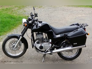 2017 Jawa 350 Classic, 2-stroke, electric start, MOT, SOLD (picture 3 of 5)