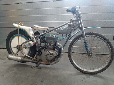 Picture of 1980 jawa ice speedway racer 500cc For Sale