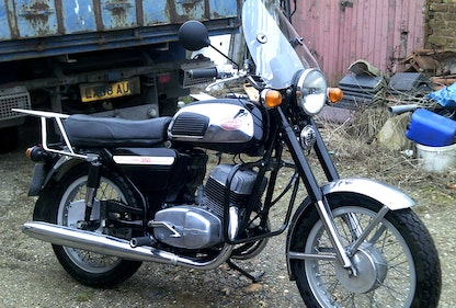 Picture of 1978 JAWA 634 registered as historic vehicle For Sale