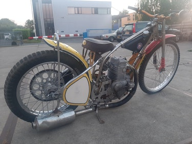 Picture of 1970 Godden frame JAWA speedway racer For Sale