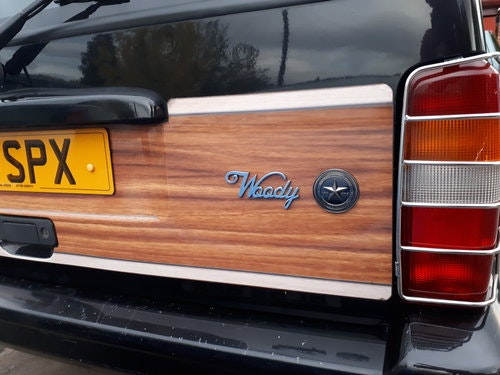 1999 jeep cherokee 'woody' orvis 4.0 auto retro For Sale (picture 6 of 6)