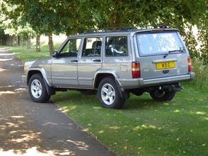 2000 Jeep Cherokee XJ 4.0  SOLD SIMILAR REQUIRED PLEASE For Sale (picture 1 of 6)