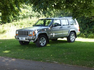 2000 Jeep Cherokee XJ 4.0  SOLD SIMILAR REQUIRED PLEASE For Sale (picture 4 of 6)