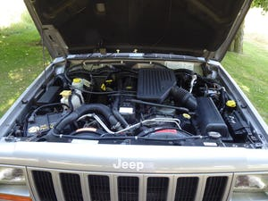 2000 Jeep Cherokee XJ 4.0  SOLD SIMILAR REQUIRED PLEASE For Sale (picture 5 of 6)