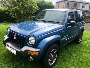 2004 Jeep Cherokee There only one '' JEEP'' For Sale (picture 2 of 5)
