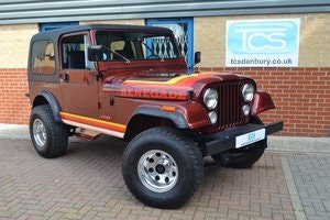 Picture of 1985 Jeep Renegade CJ-7 5.8i V8 4-Speed Manual Convertible SOLD